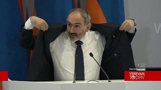 Գիտեք՝ ինչո՞վ է տարբերվում իմ կոստյումը Սերժ Սարգսյանի կոստյումից. ՀՀ վարչապետ
