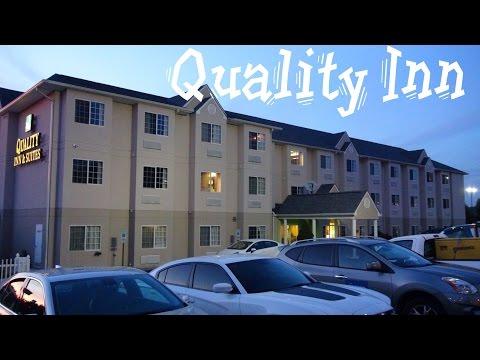 Hotel Tour: Quality Inn Bristol VA