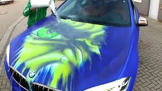 Top 5 color changing car/heat sensitive car paint