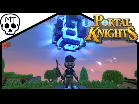 Ward of Protection and Best Coal Farming! Portal Knights Episode 6!