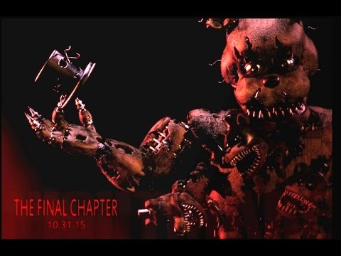 Five Nights at Freddy's 4 Scratch Fangame
