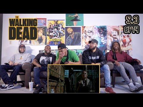 "The Walking Dead Season 3 Episode 14 ""Prey"" Reaction/Review"