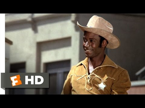 Welcome, Sheriff - Blazing Saddles (4/10) Movie CLIP (1974) HD