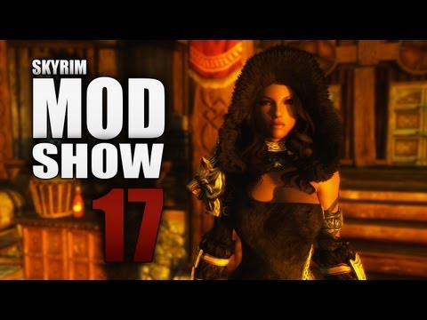 Skyrim Mod Show #17 - FR : Predator Vision, SR Elf Followers, Unique Uniques, Hunting Grounds Outfit