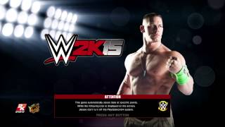 WWE 2K15_This Means War a7x