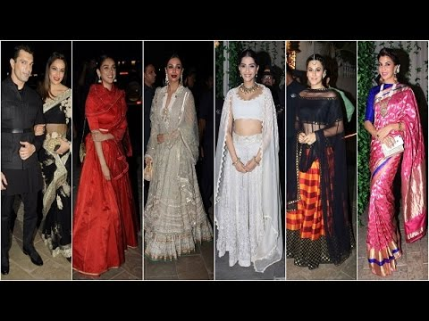Best of Bollywood beauties Diwali 2016 outfits