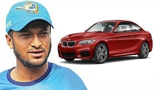 একি বললেন Shakib! গাড়ি না থাকলে ম্যান অব দ্য টুর্নামেন্ট হয়ে লাভ কী ! | BPL T20 2016  news Update