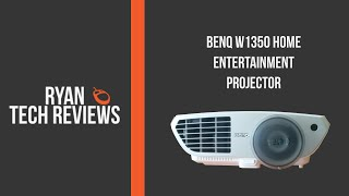 BenQ W1350 Home Entertainment Projector Review