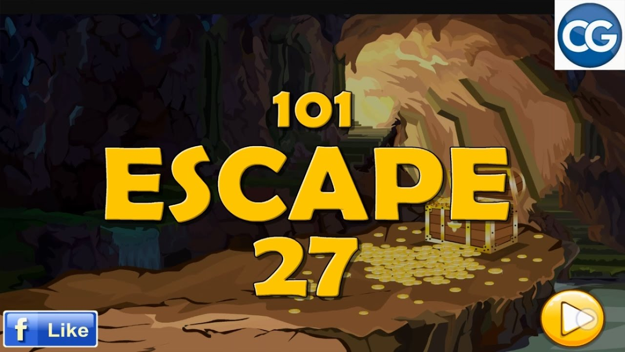 101 escape games level 25