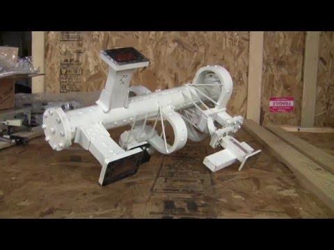 Used Satellite Equipment Andrew 9M C-Band Feed
