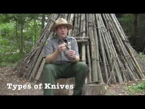 17- Survival Knives and Knife Skills