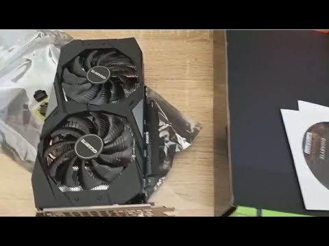 Gigabyte PCI-Ex GeForce GTX 1660 Super OC 6GB GDDR6 (192bit) (1785/14000) (1 x HDMI, 3 x Display Port) (GV-N166SOC-6GD)