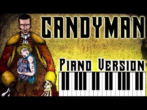 Candy Man - It Was Always You Helen - Piano Solo (Philip Glass)