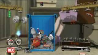 Trash Panic PSN game