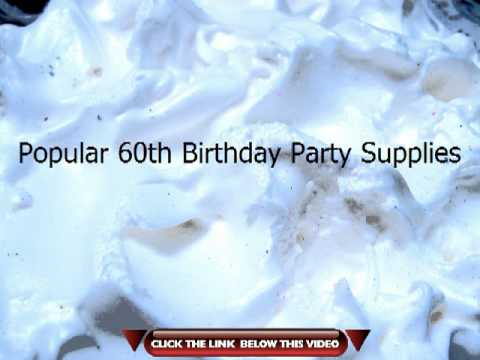 top 60th birthday party ideas for mom youtube