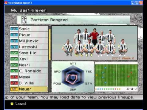 Jelen super liga 2013 pes 6 patch