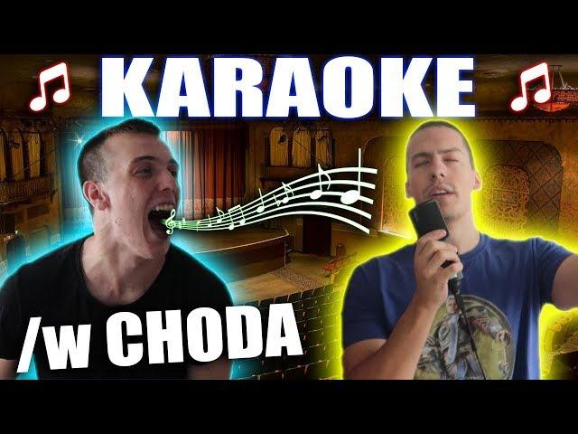 KARAOKE CHALLENGE /w CHODA