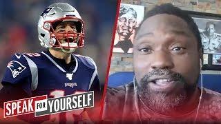Warren Sapp thinks Brady needs more protection, talks Winston & Clowney   NFL   SPEAK FOR YOURSELF