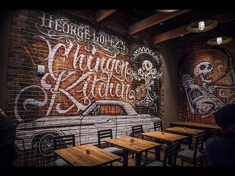 George Lopez Restaurant Menu