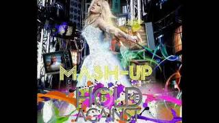 Britney Spears Vs Ke$ha - We Are Little Selfish (Mashup) + Download Mp3
