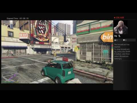 Traveling Across Gta5s Map Obeying All Traffic Laws While Driving A Smart Car