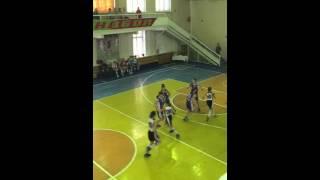 Полуфинал первенства России по баскетболу 2016 Железногорск