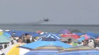 Blue Angel Sneak Pass Parts water Pensacola Beach