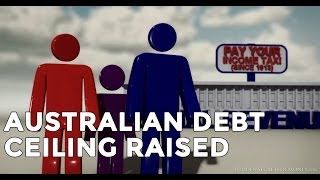 Australia - You Should Be Outraged! - Mike Maloney On Raised Debt Ceiling
