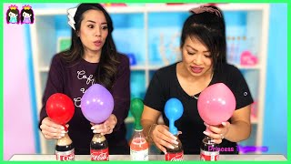 COOLEST Science Experiments You Can Do At Home For Kids!