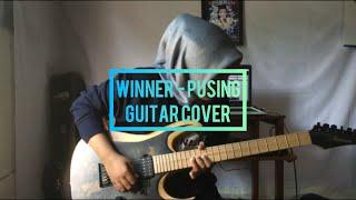 Winner - Pusing (Guitar Cover)