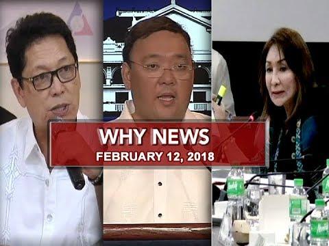 UNTV: Why News (February 12, 2018)