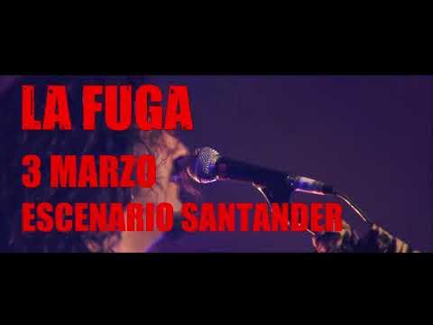 Concierto de La Fuga en Escenario Santander