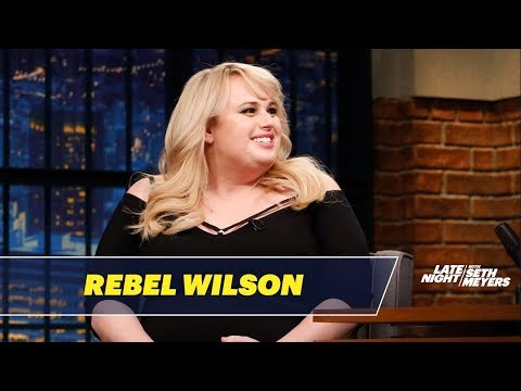 Rebel Wilson Faced Her One Fear on the Pitch Perfect 3 Set
