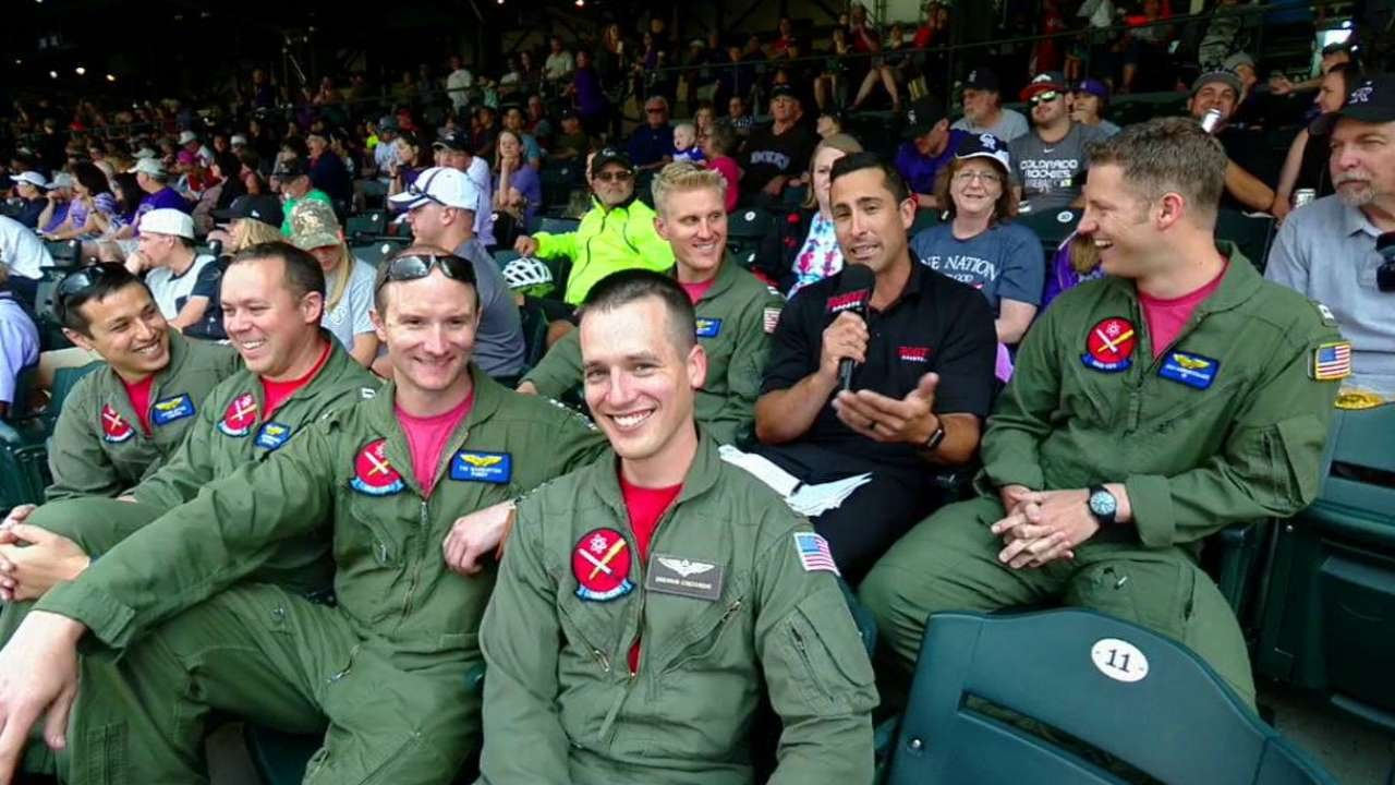 Cancer Survivors Honored At Wings Over The Rockies