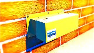 Flash Flood Air Brick, Air Vent Protector, passive air brick flood protection, Air Brick, tested