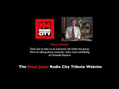 194 RADIO CITY   DAVE LINCOLN