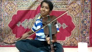 Download Video Yad lagla - violin cover (Happy New Year) MP3 3GP MP4