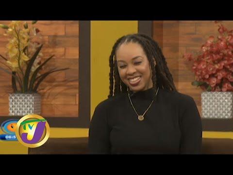 TVJ Smile Jamaica: Amashika Lorne |  Chat To Mi And Colour  - November 4 2019