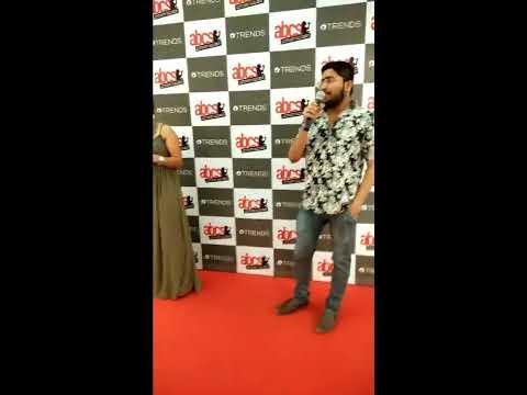 O re piya - Palash jain  (In Great India Place Mall - Noida)