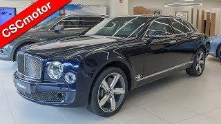 Bentley Mulsanne   Revisión en profundidad