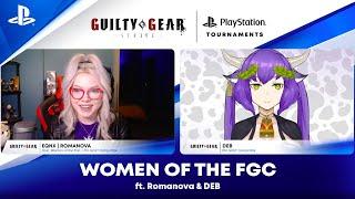 Women of the FGC  ft. SuperDEBico | PS CC