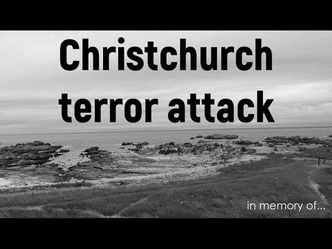 Christchurch terror attack Mp3