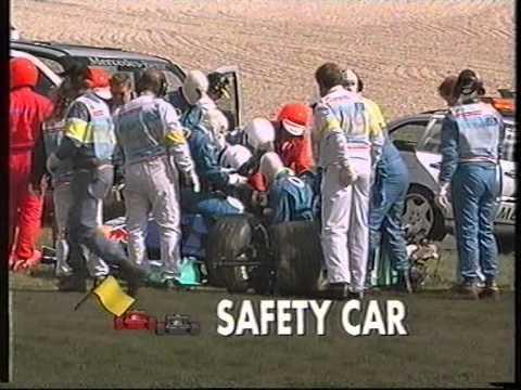 Formula 1 1999 European Grand Prix start