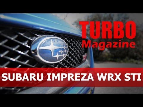 Turbo Magazine – Subaru Impreza WRX STI – טורבו מגזין