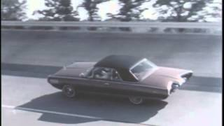 Chrysler Turbine Car Tested