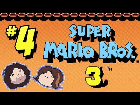 Super Mario Bros. 3: Ocean Side - PART 4 - Game Grumps
