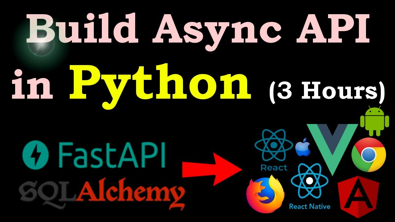 How to Build Async API in Python with FastAPI