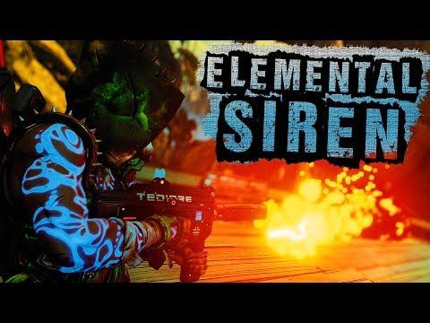 BEST Elemental Siren ( Amara ) Build - Solo Mayhem 3 - Borderlands 3