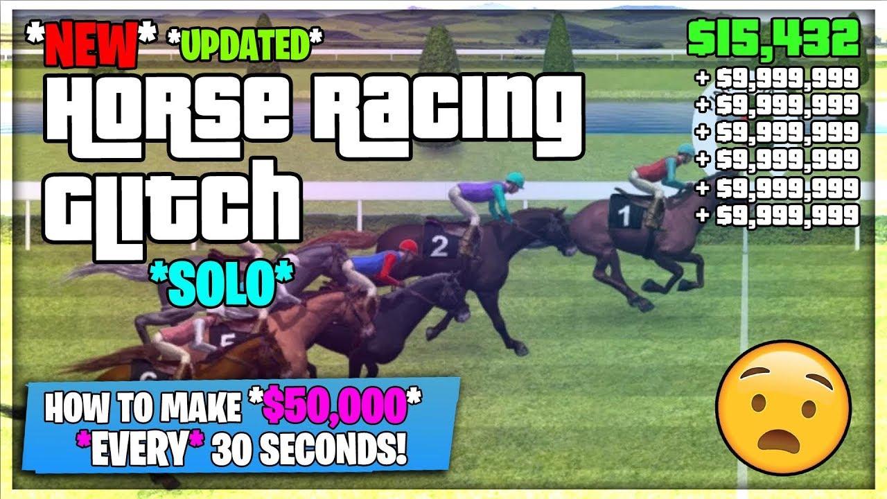 Race day glitch