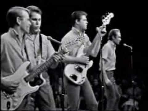 The Beach Boys - Surfin'USA